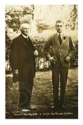 Thomas Hardy and H.R.H the Prince of Wales