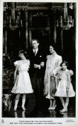 King George VI and Queen Elizabeth with Princess Elizabeth and Princess Margaret