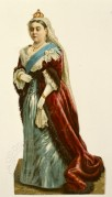 Figurine of Queen Victoria