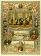 Montage of Queen Victoria's Household