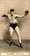Tommy Burns – Boxer