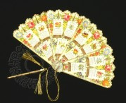 Love Flower Fan