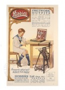 Advert for Hobbies Fretwork Outfits