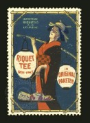 Advert for Riquet Tee