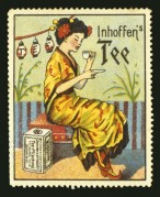 Advert for Inhoffen's Tee