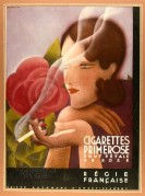 Advert for Primrose Cigarettes
