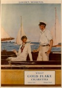 Advert for Wills Cigarettes