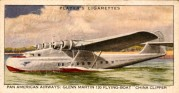 Cigarette Card – Pan American Airways
