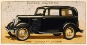 Cigarette Card – Ford