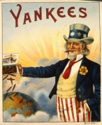 Advert for Yankees Cigars