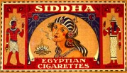 Poster for Siddha Egyptian Cigarettes