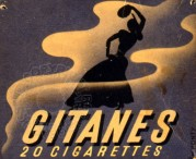 Gitanes Cigarettes Packaging