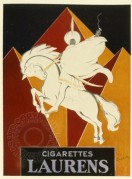 Poster for Laurens Cigarettes