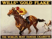 Poster for Wills Gold Flake