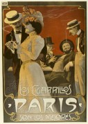 Advert for Los Cigarillos