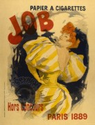 Poster for Job Cigarette Papers