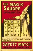 Magic Square Matchbox