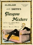 Advert for Smith's Glasgow Mixture