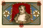 Napoleon German Cigar Label