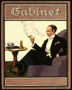Cabinet Cigar Label
