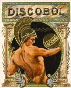 Discobel German Cigar Label