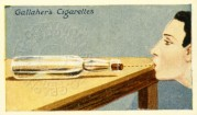 Gallahers Cigarette Card