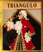 Triangulo Cigar Label