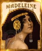 Madeleine Cigar Label