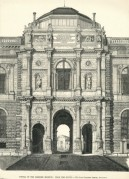 Portal of the Dresden Museum