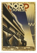 Advert for the Nord Express