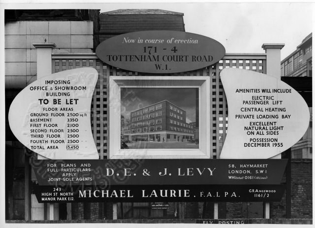 D e j levy and michael laurie signboard retrograph for Michael j arlen living room war